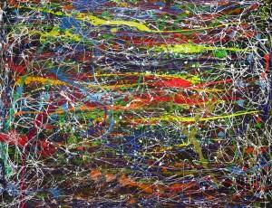 In Memory of Pollock