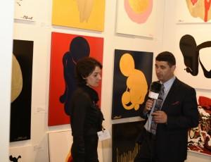 Contemporary Art Fair in New York